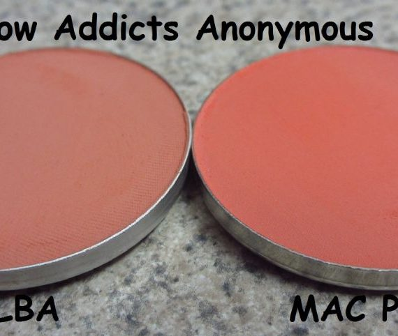 Powder Blush – Peaches