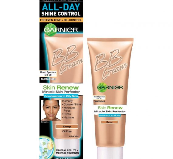 SkinActive 5-in-1 Miracle Perfector BB Cream Oil-Free