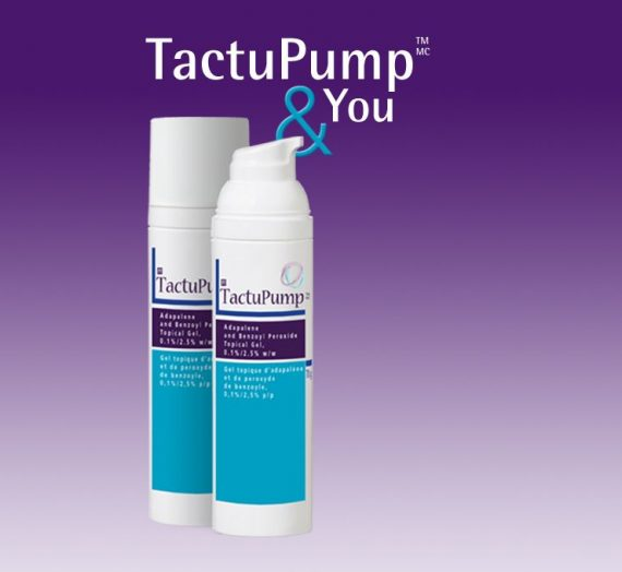 Acne Treatment: Epiduo (USA) / TactuPump (Canada)