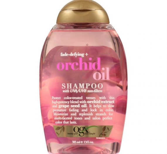 Fade- Defying Orchid Oil Shampoo
