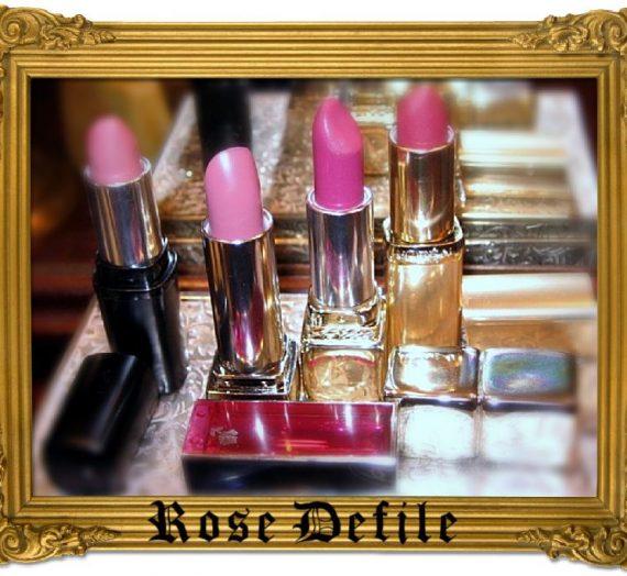 Color Fever – Rose Defile
