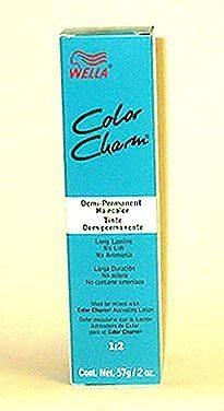 Color Charm Demi-Permanent Hair Color