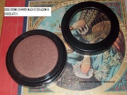 Shimmerwash Eyeshadow in Chocolate