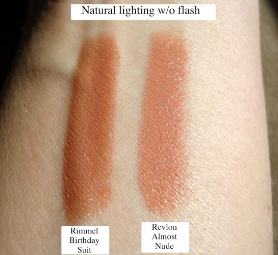 Super Lustrous in Almost Nude [DISCONTINUED]