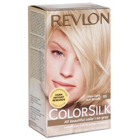 Colorsilk in Ultra Light Ash Blonde