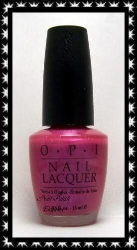 Nail Lacquer – Virgin Island Velvet