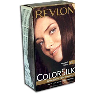 Colorsilk in Soft Dark Brown