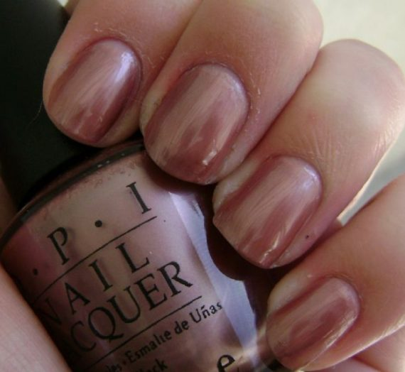 Nail Lacquer – Chicago Champagne Toast