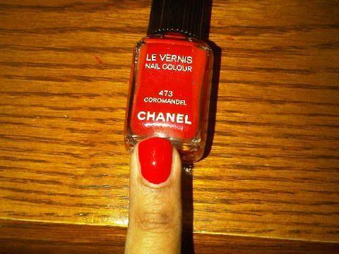 Le Vernis Nail Colour in Rouge Coromandel #473
