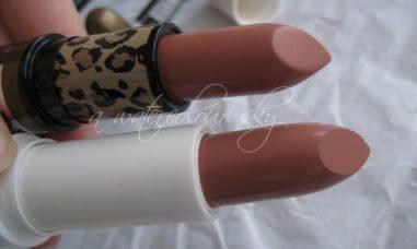 Matte Lipstick Nude