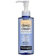 Deep Clean Cleansing Oil