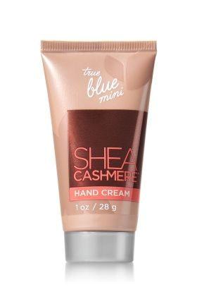 True Blue Spa Shea Cashmere Hand Cream