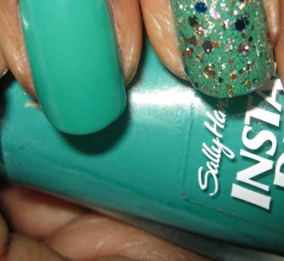 Insta-Dry Fast Dry Nail Color – Mint Sprint