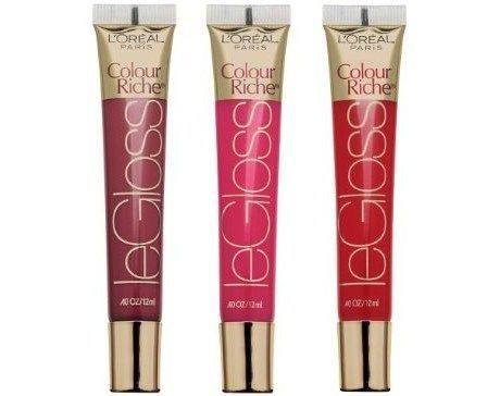 Colour Riche Le Gloss (all shades)