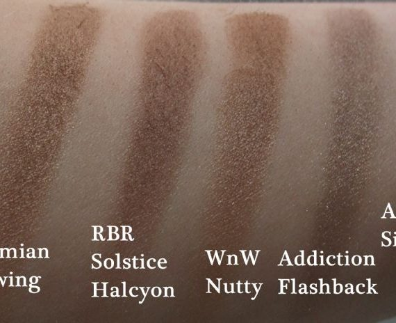 Long-Lasting Eyeshadow – Bohemian Waxwing