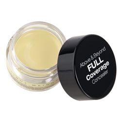 Full Coverage Concealer Jar – Yellow