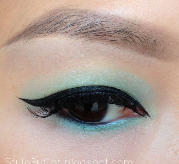 Color Tattoo – Edgy Emerald