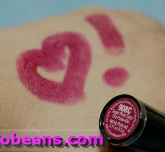 Megalast lipstick 908 Sugar Plum Fairy