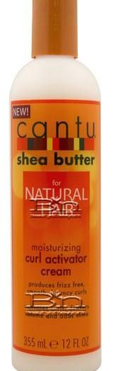 Shea Butter Moisturizing Curl Activator Cream
