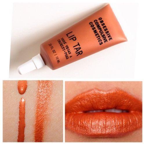 Metallic Authentic Lip Tar
