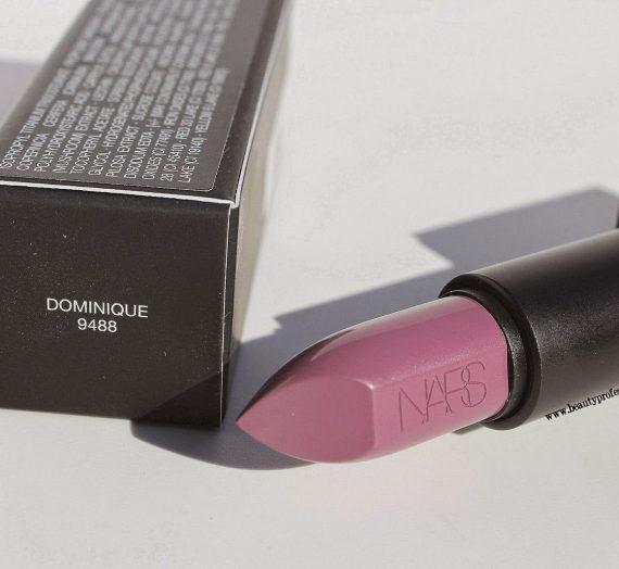 Audacious Lipstick: Dominique