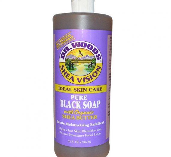 Pure Black Soap