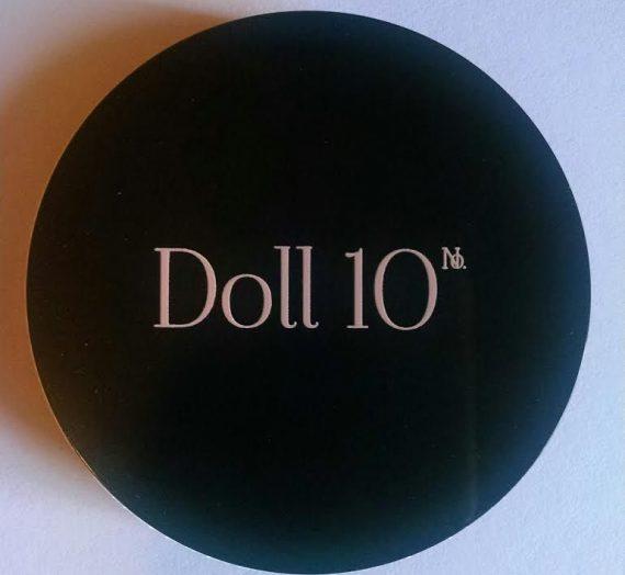 doll 10 – H2Glow cream highlighter