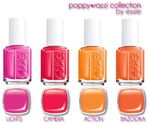 Nail Polish in Poppy-Razzi