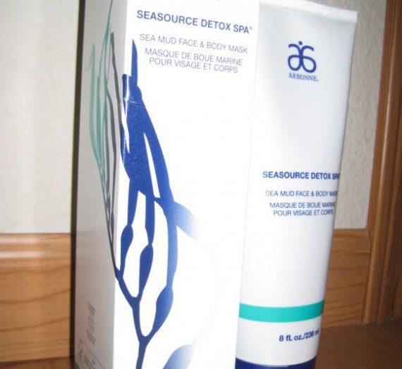 SeaSource Detox Spa Sea Mud Face & Body Mask