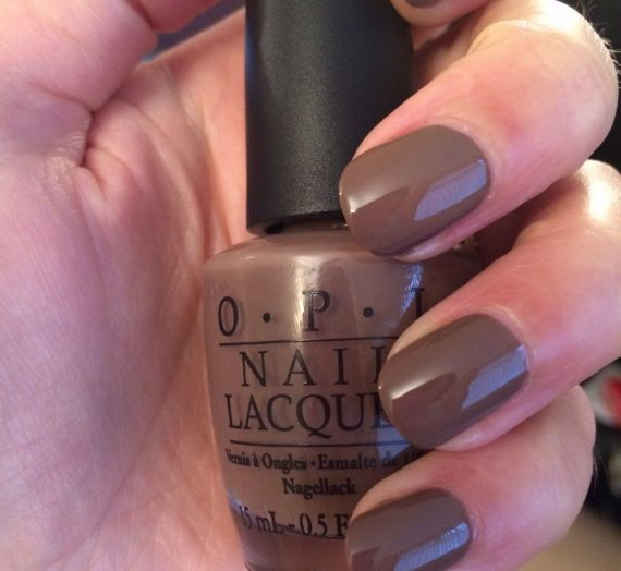 Nail Lacquer – Over The Taupe