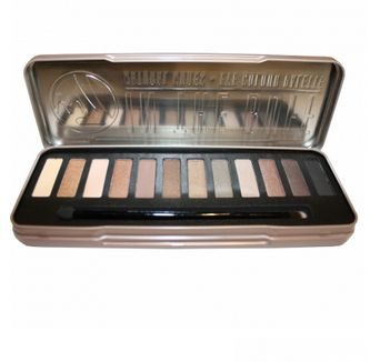 In the Buff Natural Nudes Eyeshadow Color Palette [DISCONTINUED]