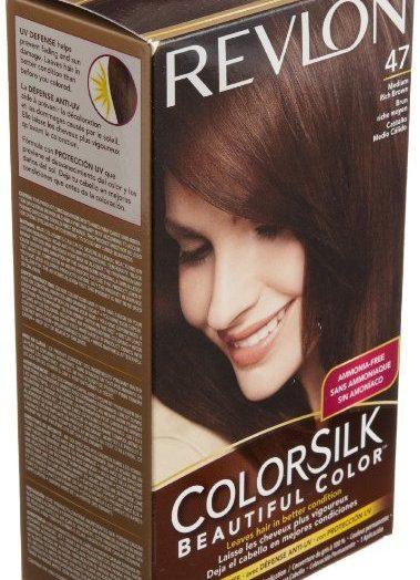 ColorSilk in Medium Rich Brown #47