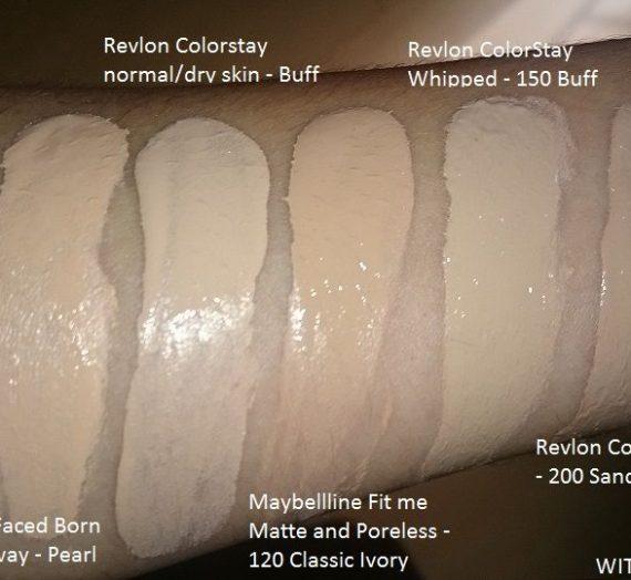 Colorstay 24hrs Makeup SPF 20 Normal/Dry Skin (US pump bottle)