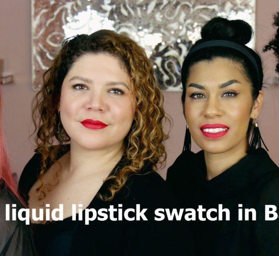 Everlasting Liquid Lipstick in Bachelorette