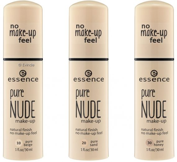 Pure Nude Make-Up
