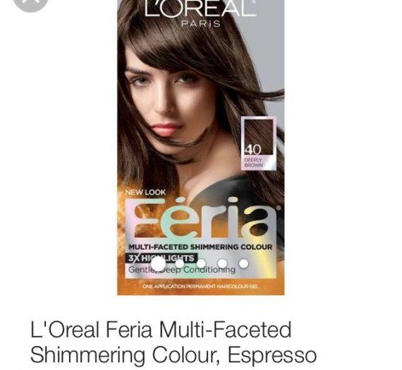 Feria Hair Color in Espresso (Deeply Brown)
