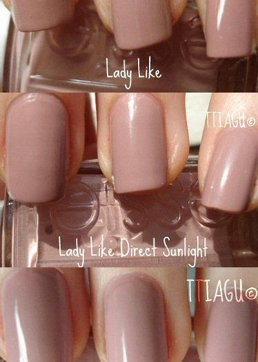 Nail Polish – Lady Like