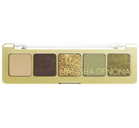 Mini Gold Eyeshadow Palette