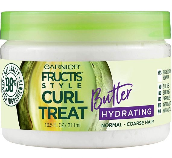 Fructis Style Curl Treat Hydrating Butter
