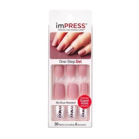 Kiss imPRESS False Nails