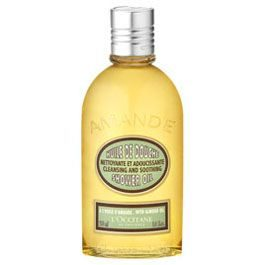 Amande Cleansing and Soothing Shower Oil