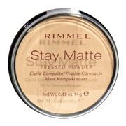 Stay Matte Pressed Powder – 001 Transparent