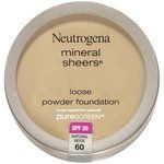 Mineral Sheers Loose Powder Foundation (All Shades)