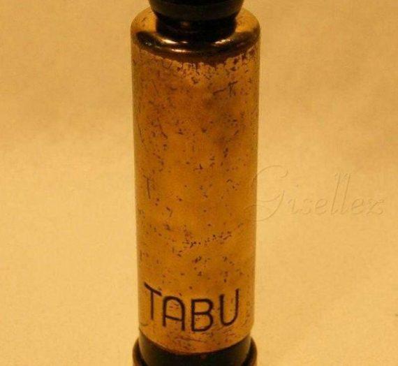 Tabu by Dana cologne splash