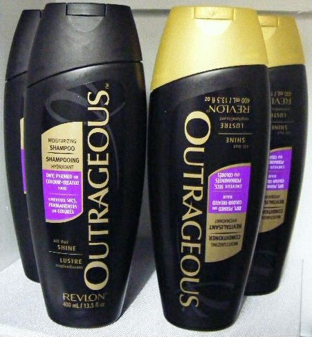 Outrageous Shampoo & Conditioner