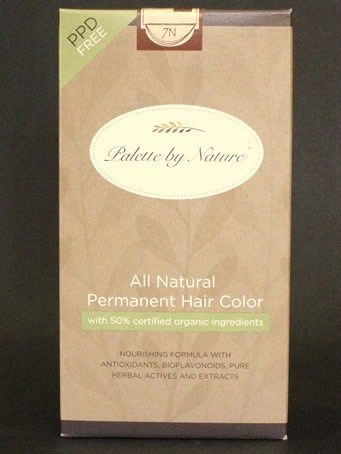 Palette by Nature – All Natural Permanent Hair Color