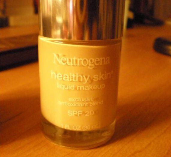 Healthy Skin Liquid Makeup SPF 20