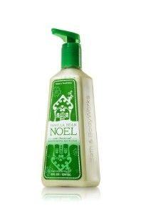 Vanilla Bean Noel Moisturizing Anti-Bacterial Hand Soap