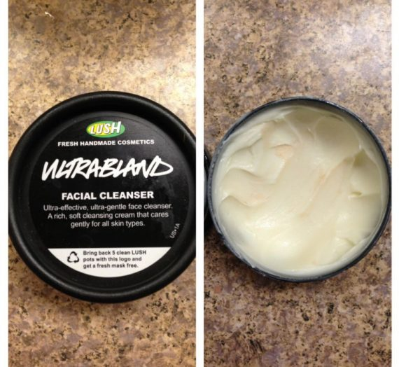 Ultra Bland Facial Cleanser