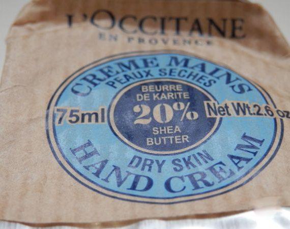 20% Shea Butter Hand Cream